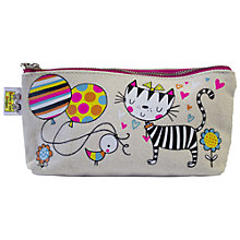 Buy Rachel Ellen Cat Pencil Case Online at johnlewis.com
