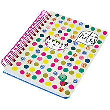 Buy Rachel Ellen Wiro Notebook Online at johnlewis.com