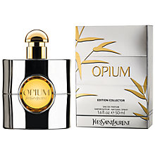 Buy Yves Saint Laurent Opium Eau de Parfum Collector Edition, 50ml with Luxury Beauty Crackers Online at johnlewis.com
