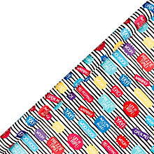 Buy Happy Jackson Birthday Roll Wrap Online at johnlewis.com
