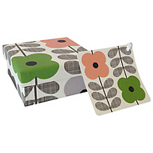 Buy Orla Kiely Summer Flower Gift Box, Tiny Online at johnlewis.com