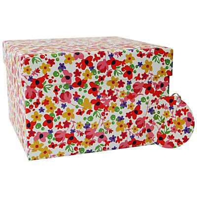 Caroline Gardner Ditsy Medley Gift Box, Large