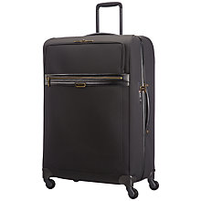 Buy Samsonite Integra 4-Wheel 84cm Extra Large Suitcase Online at johnlewis.com