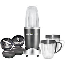 Buy NutriBullet 12 Piece 600 Series Juicer Blender Online at johnlewis.com