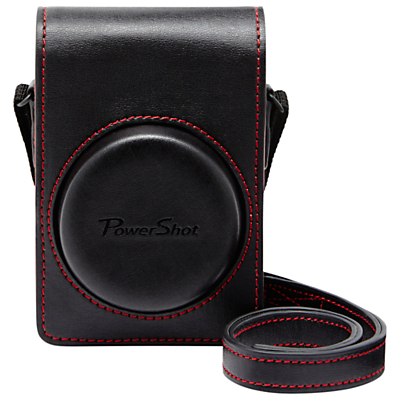 Canon DCC-1870 Soft Leather Case for Canon PowerShot G7 X