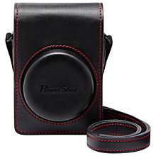 Buy Canon DCC-1870 Soft Leather Case for Canon PowerShot G7 X Online at johnlewis.com