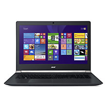 "Buy Acer Aspire V Nitro Laptop, Intel Core i7, 16GB RAM, 1TB + 128GB SSD, 15.6"" 4K Ultra HD, Black Online at johnlewis.com"