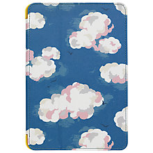Buy Cath Kidston Clouds Case for iPad mini, Blue Online at johnlewis.com