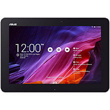 "Buy Asus Transformer Pad TF103CX Tablet, Intel Atom, Android, 8GB, Wi-Fi, 10.1"" Online at johnlewis.com"