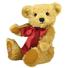 Buy Merrythought Shrewsbury Classic Gold Teddy Bear, Large Online at johnlewis.com