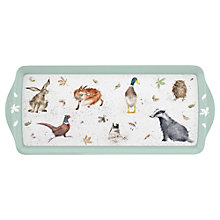 Buy Pimpernel Wrendale Sandwich Tray Online at johnlewis.com