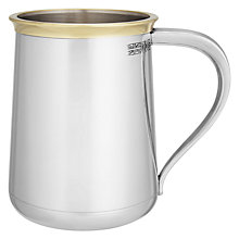 Buy John Lewis Spirit Pewter Tankard, 1 Pint Online at johnlewis.com