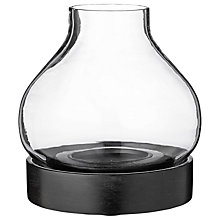 Buy Day Berger et Mikkelsen Curved Hurricane Lamp with Glass Dome Online at johnlewis.com