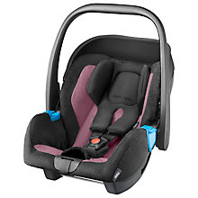 Buy Recaro Privia Car Seat, Violet Online at johnlewis.com