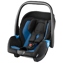 Buy Recaro Privia Group 0+ Baby Car Seat, Saphir Online at johnlewis.com