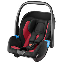 Buy Recaro Privia Car Seat, Cherry Online at johnlewis.com