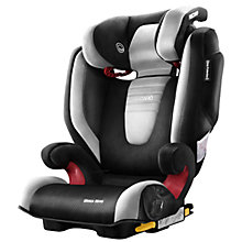 Buy Recaro Monza Nova Group 2/3 Car Seat, Graphite Online at johnlewis.com