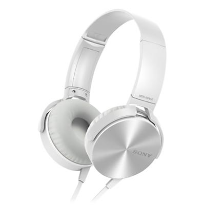 Sony XB450AP On-Ear Headphones, Mic/Remote