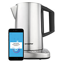 Buy iKettle Wi-Fi Kettle, Silver Online at johnlewis.com