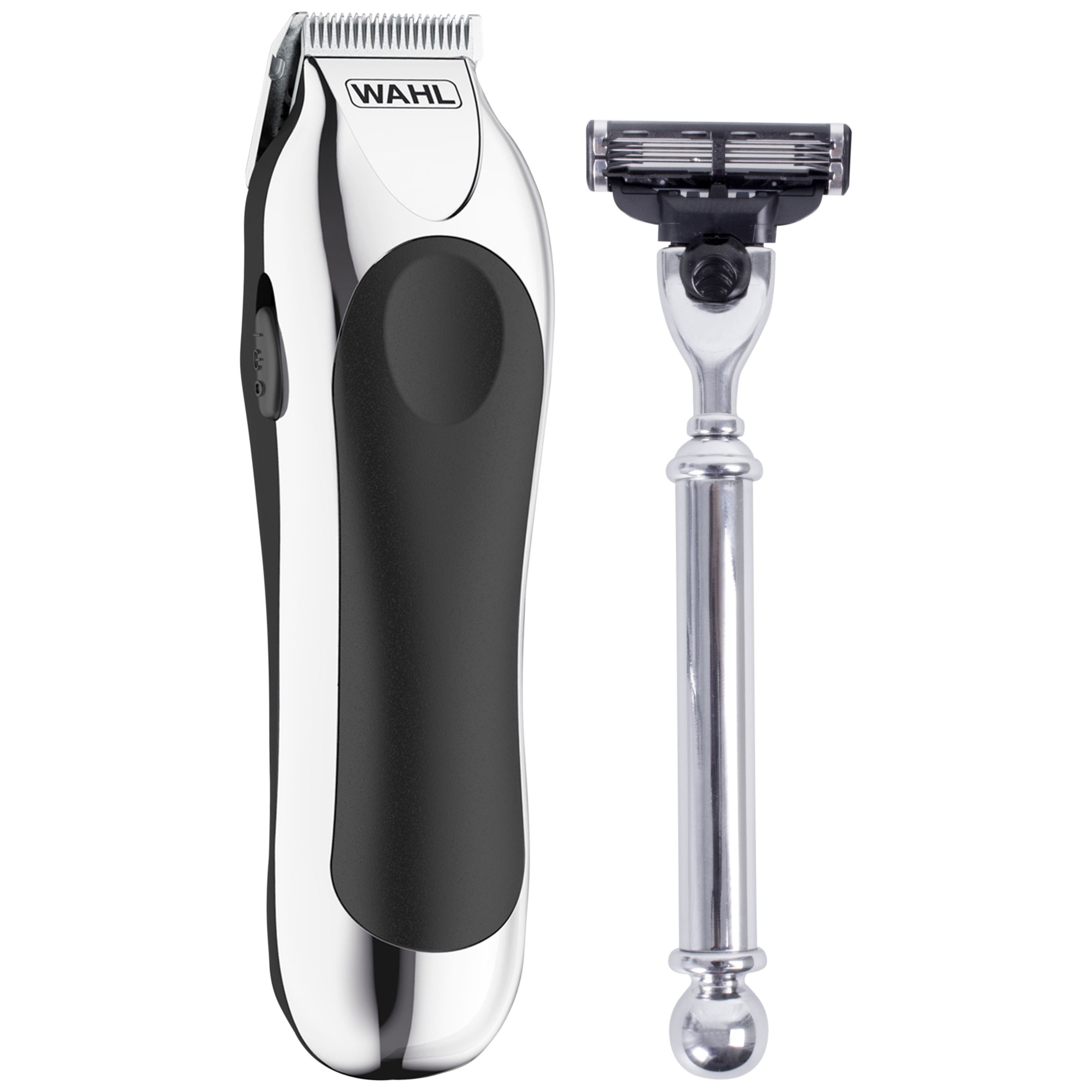 Wahl Wahl Shave and Trim Set, Silver