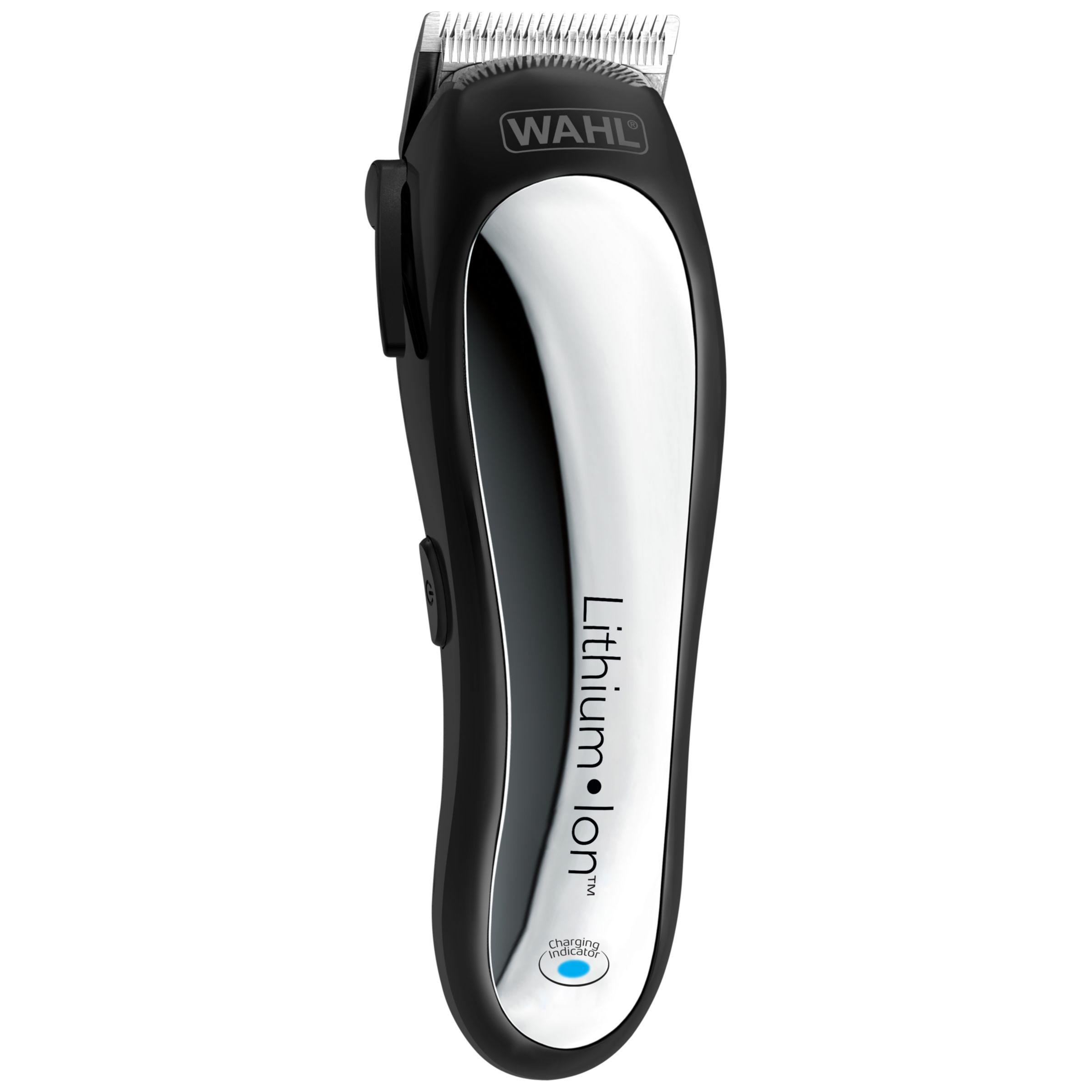 Wahl Wahl Lithium Ion Power Clipper, Silver/Black