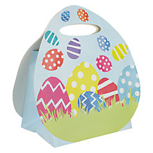 Buy John Lewis Easter Egg Die-Cut Bag Online at johnlewis.com