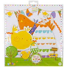 Buy Talking Tables Easter Bunting Online at johnlewis.com