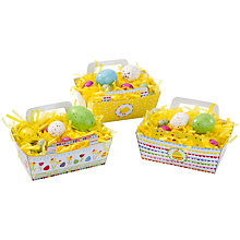 Buy Talking Tables Easter Baskets Online at johnlewis.com