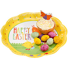 Buy Talking Tables Easter Paper Plates Online at johnlewis.com