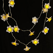 Buy John Lewis Daffodil Lights Online at johnlewis.com
