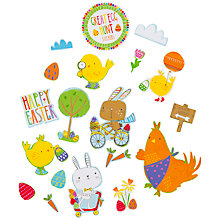 Buy Talking Tables Easter Stickers Online at johnlewis.com