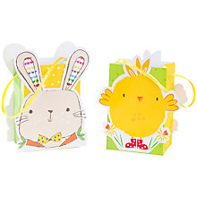 Buy Talking Tables Easter Bunny Treat Bags Online at johnlewis.com