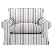 Buy John Lewis Padstow Snuggler, Brooklyn Stripe Blue Online at johnlewis.com