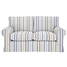 Buy John Lewis Padstow Medium Sofa, Brooklyn Stripe Blue Online at johnlewis.com