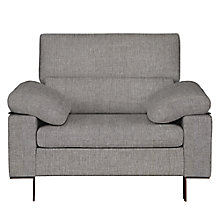 Buy John Lewis Baccara Armchair, Stanton French Grey Online at johnlewis.com