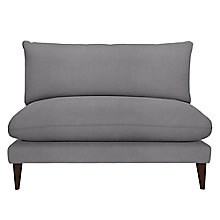 Buy John Lewis Semarang Small Sofa, Pier Steel Online at johnlewis.com