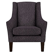 Buy John Lewis Mario Armchair, Harlequin Ascent Slate Neutral Online at johnlewis.com