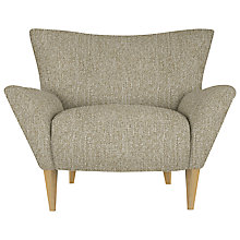 Buy Content by Terence Conran Toros Armchair, Enola Moss / Granite Online at johnlewis.com