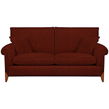 Buy Duresta Cavendish Medium Sofa, Bergman Red Online at johnlewis.com