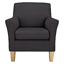 Buy John Lewis Corey Armchair, Hayden Charcoal Online at johnlewis.com