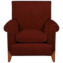Buy Duresta Cavendish Armchair, Bergman Red Online at johnlewis.com