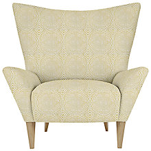 Buy Content By Terence Conran Matador Armchair, Kateri Lime Online at johnlewis.com
