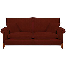 Buy Duresta Cavendish Large Sofa, Bergman Red Online at johnlewis.com