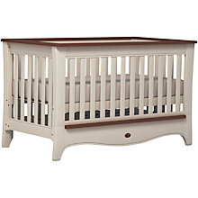 Buy Boori Provence Convertible plus Cotbed, Ivory/Honey Online at johnlewis.com