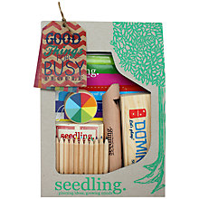 Buy Seedling Good Things For Busy People Kit Online at johnlewis.com