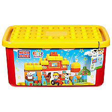 Buy Mega Bloks First Builders Farm Online at johnlewis.com