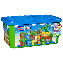 Buy Mega Bloks First Builders Safari Online at johnlewis.com