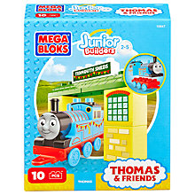 Buy Mega Bloks First Builders Thomas & Friends, Assorted Online at johnlewis.com