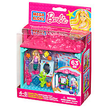 Buy Mega Bloks Barbie Build 'n Play Underwater Cove Online at johnlewis.com