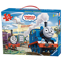 Buy Ravensburger Thomas The Tank Engine Floor Puzzle Jigsaw Online at johnlewis.com